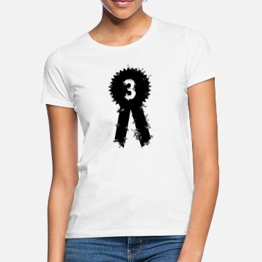 Award Award 3rd place award ceremony - Women's T-Shirt