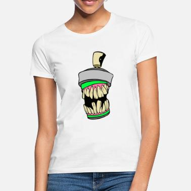 De Spray mauvais spray - T-shirt Femme