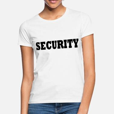 Security Service Security service - Women's T-Shirt