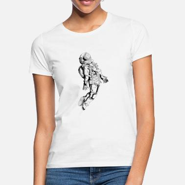 Weightless Weightless astronaut - Women's T-Shirt
