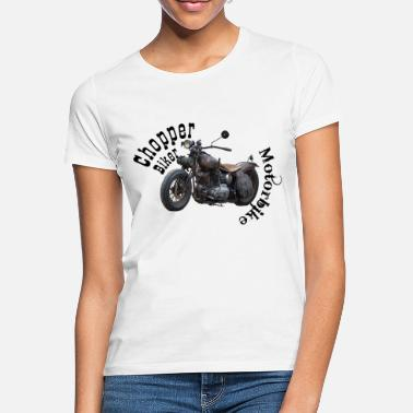 Chopper Chopper - Women's T-Shirt
