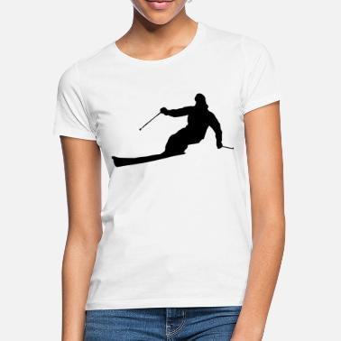 Ski Resort Ski resort - Women's T-Shirt