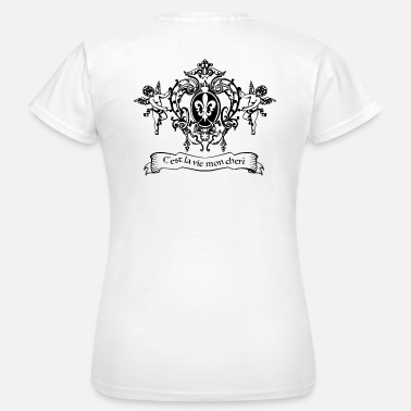 Kitsch KITSCH AS KITSCH CAN - Dame-T-shirt
