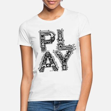 Nerd Play - Frauen T-Shirt