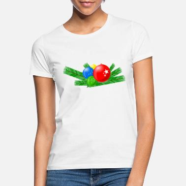 Decorated decoration - Women's T-Shirt