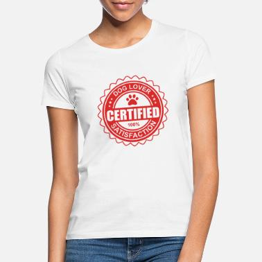 Sigil Dog lover in red - Women's T-Shirt