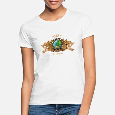 Celebration Earth Celebration Shirt - Europa - Maglietta donna