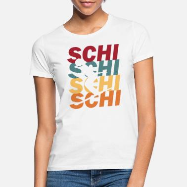 Afterski Afterski - Frauen T-Shirt