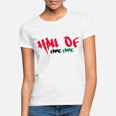 Hall Of Fame HALL OF FAME - GRAFITTI / SPAYER LOOK - Frauen T-Shirt