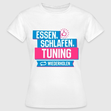 Hobby Tuning - Frauen T-Shirt