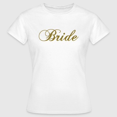 bride 2010 - Women's T-Shirt