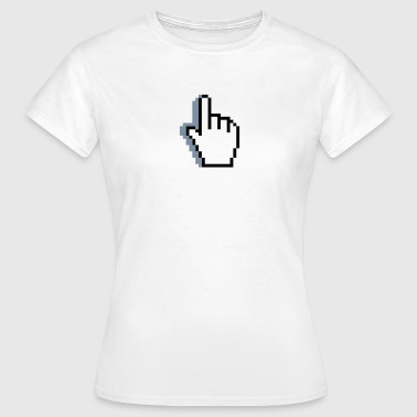 Cursor: pointer; - Women's T-Shirt