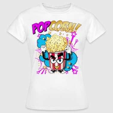 PopCorn perso - T-shirt Femme