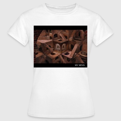 Infinite Mind - Women's T-Shirt