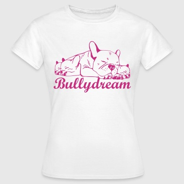 French Bulldog Mama - Frauen T-Shirt