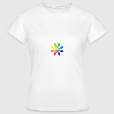 shoes multicolor - Women's T-Shirt
