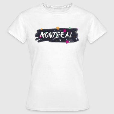 Montreal # 1 - Camiseta mujer