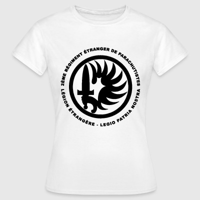 legion2rep01_alt - Women's T-Shirt
