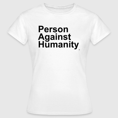 PERSON - Dame-T-shirt