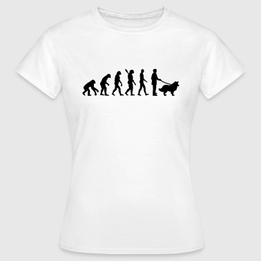 Collie - Frauen T-Shirt