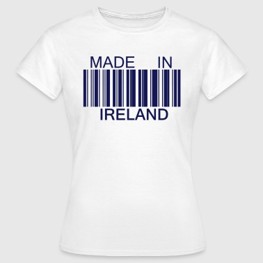 Made in Ireland - T-shirt Femme