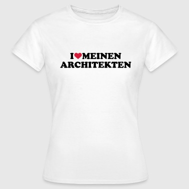 Architekt - Frauen T-Shirt