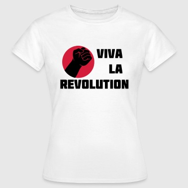 Viva la Revolution thumb - Women's T-Shirt