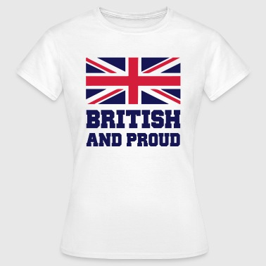 British - Women's T-Shirt