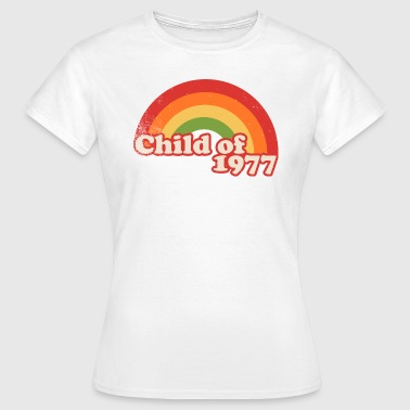 child of 1977 - Women's T-Shirt