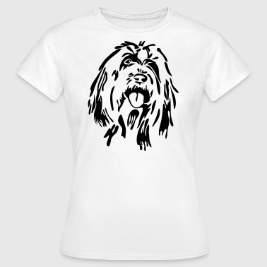 Bearded Collie - Frauen T-Shirt