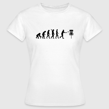Disc golf - Frauen T-Shirt