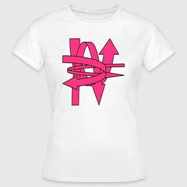 arrow - Dame-T-shirt