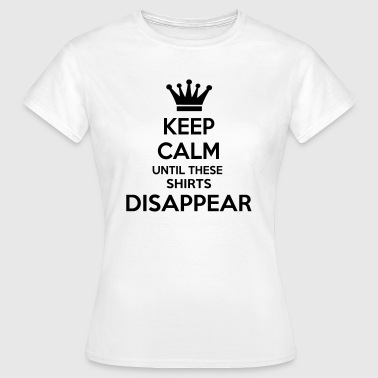 2541614 15988566 keep - Frauen T-Shirt