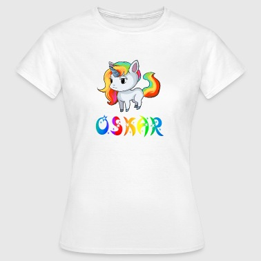 Unicorn Oscar - Women's T-Shirt