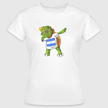 Nicaragua tortue tamponnant - T-shirt Femme