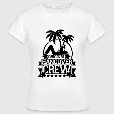 Original hangover  - Frauen T-Shirt