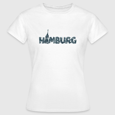 Hamburg Michel Vintage - Frauen T-Shirt