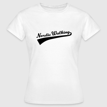 Nordic Walking - Frauen T-Shirt