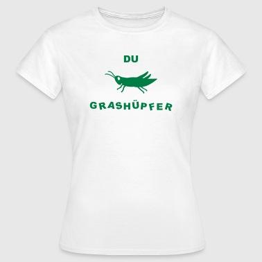 Suchbegriff: \'Heuschrecke\' T-Shirts online bestellen | Spreadshirt