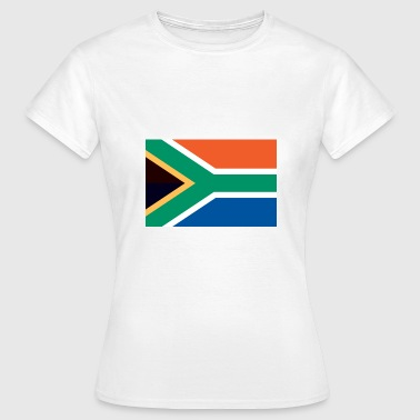 South Africa - Vrouwen T-shirt