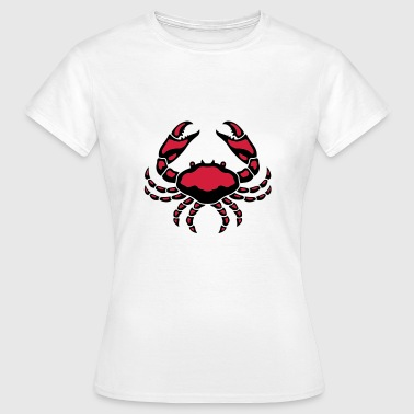 Cancer / Krebs / Crabe / Cáncer / Cancro (2C) - Women's T-Shirt