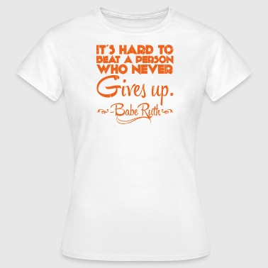 Motivation spell Sports - Women's T-Shirt