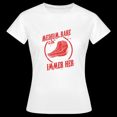 Steaklover - Frauen T-Shirt