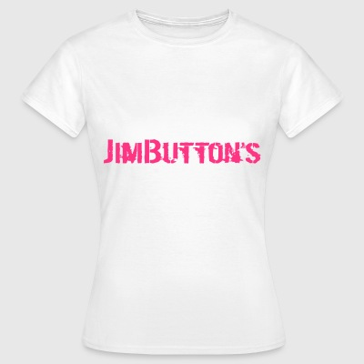 JimButton's girly pinky - Women's T-Shirt