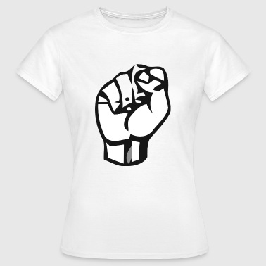 Protest Faust - Frauen T-Shirt