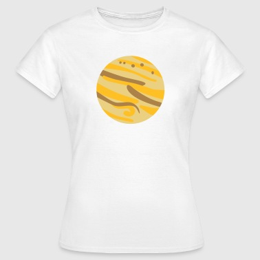 Jupiter - Frauen T-Shirt