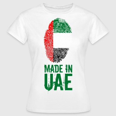 Made In UAE / United Arab Emirates - Women's T-Shirt