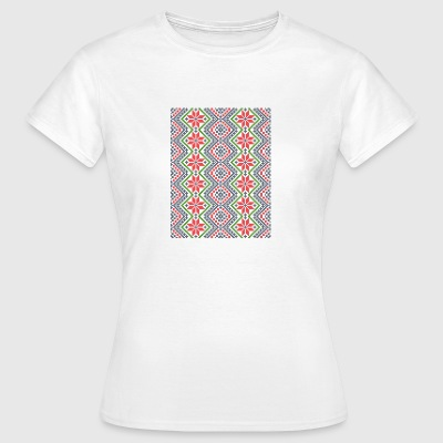 Moldavian folk ornament - Women's T-Shirt