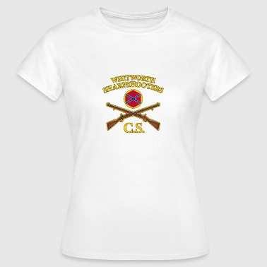 confederate army - Women's T-Shirt
