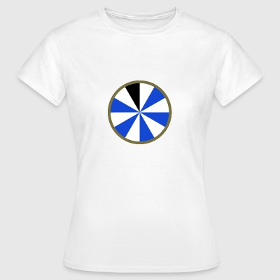 US 11th Infantry Division - T-shirt Femme